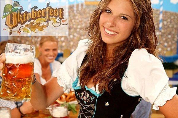 Do German women love drinking beer