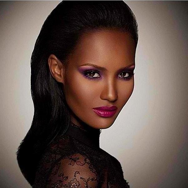 Top 7 most beautiful African women