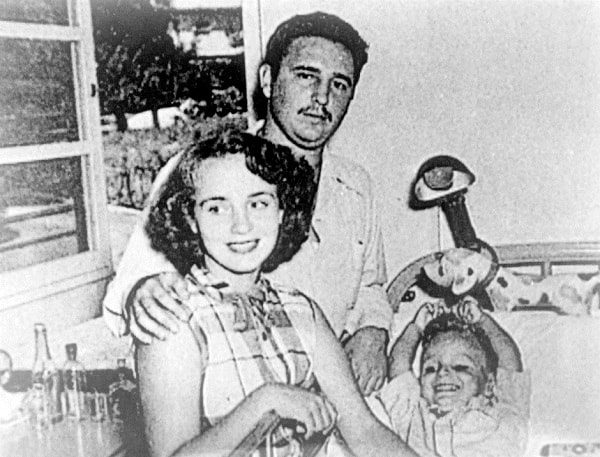Top 7 interesting facts about Fidel Castro women