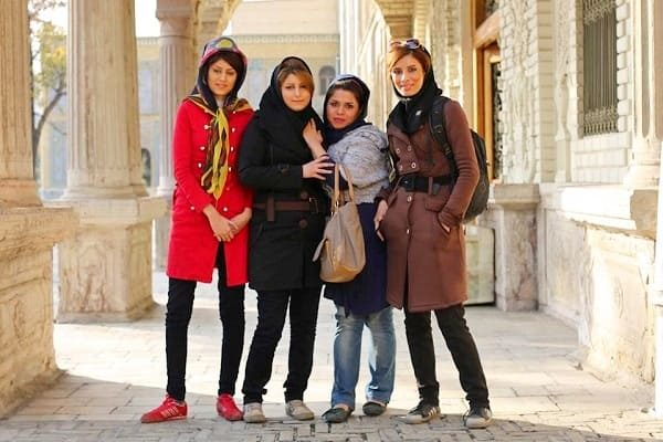 Top 7 facts about the life of women in Iran