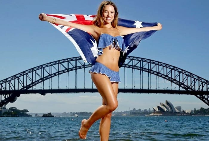 Top 7 main features of Australian women