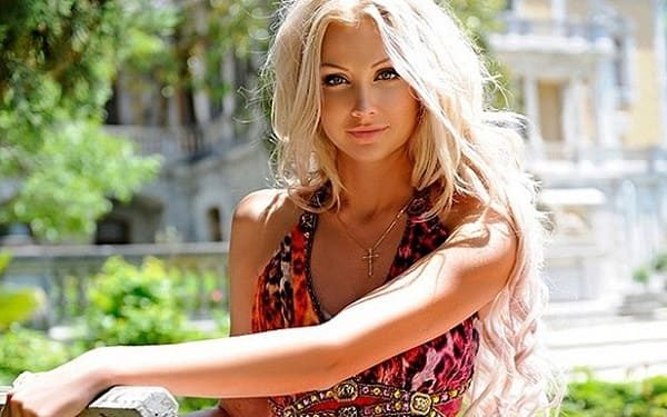 Top 7 countries where the most beautiful blonde haired women live