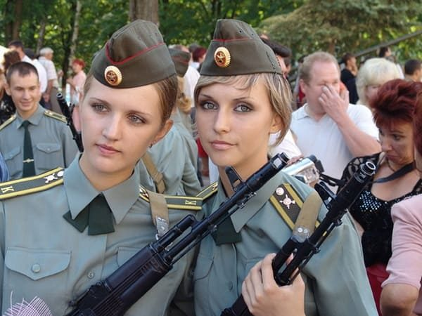 How Soviet women won the Second World War