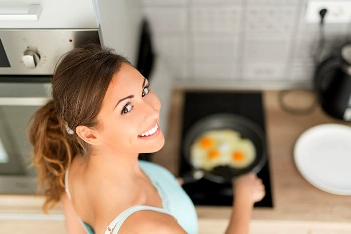 Is women cooking better than that of men?