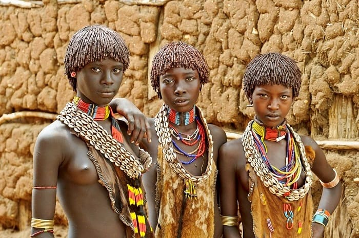 Women in Africa – top 7 most shocking traditions