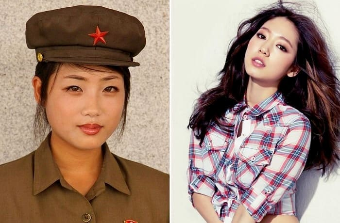 North Korean vs South Korean women — who are more sexy