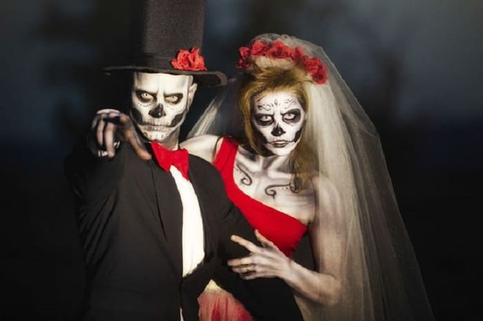 Horrifying Chinese wedding ceremony – dead brides wanted!