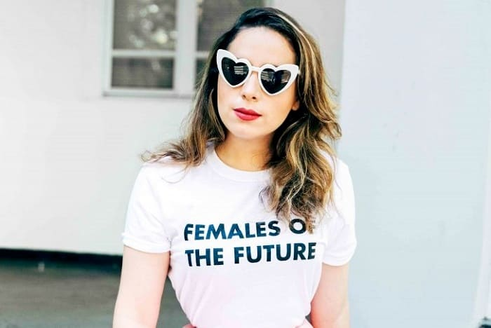 Women of the future — what will be women in 60 years time!