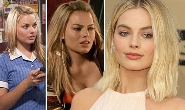 TOP-10 Margot Robbie's craziest roles