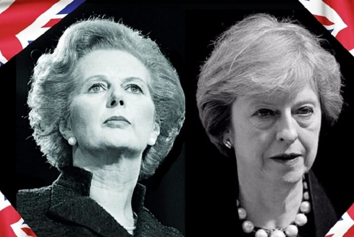 Theresa May vs Margaret Thatcher – 10 main differences!