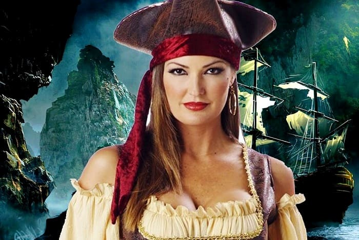 TOP-10 most famous and brutal women pirates