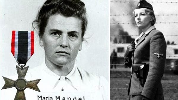TOP-10 most brutal women of the Third Reich!