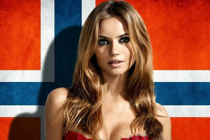 Gorgeous norwegian women 7 surprising features interesting facts gorgeous norwegian women 7 surprising features ccuart Gallery