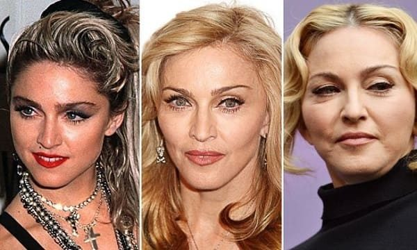 TOP-7 pretty celebrities who made themselves ugly!