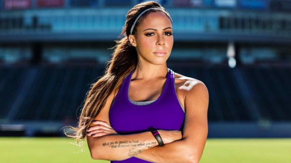 10 hottest female black athletes