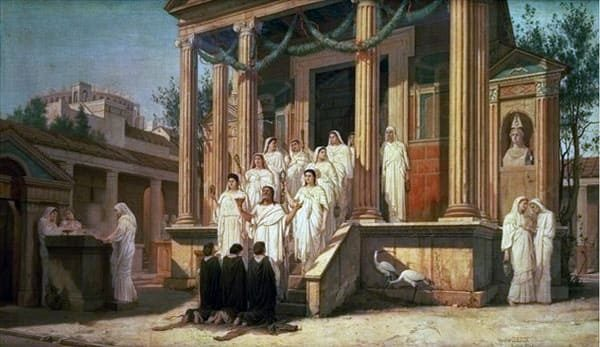 Women in Ancient Rome: 10 weird facts!