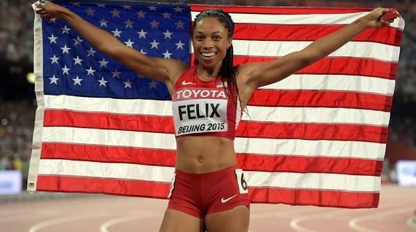 10 hottest female black athletes