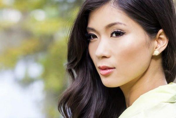 Attractive Brunette Girls in Asia