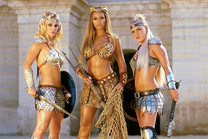 10 shocking facts about female gladiators!