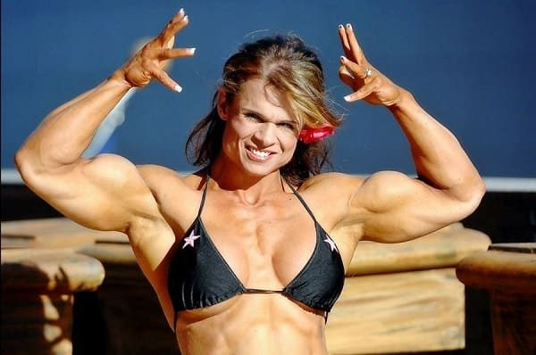 TOP-7 strongest women in the world!