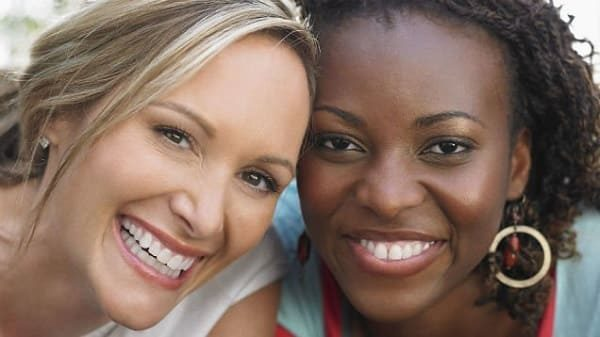 White and black American females – still unequal?