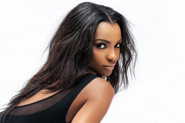 TOP-10 African female models