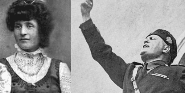 Mussolini women: in bed with a dictator