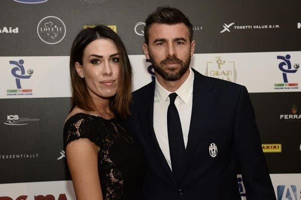 TOP-7 most beautiful Juventus players' wags