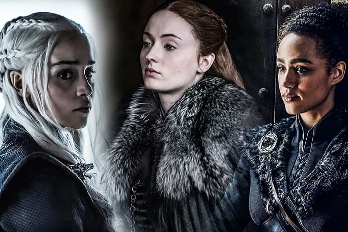 Top-11 Game of Thrones Women