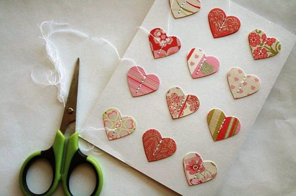 gifts for women on Valentine's Day, hand-made gifts