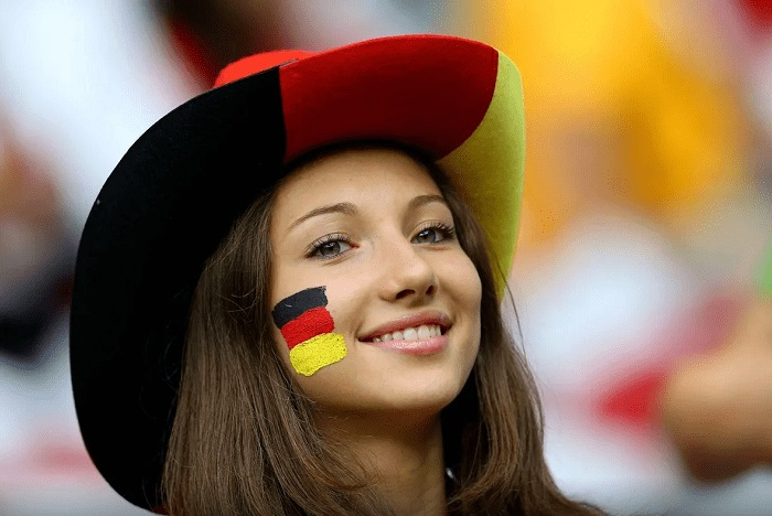 german women