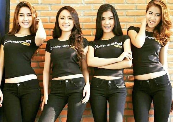 Thai women vs Cambodian women: 6 huge differences!