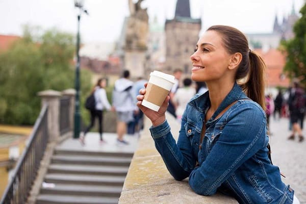 Think positive is Czechs' calling card, when you date a Czech woman