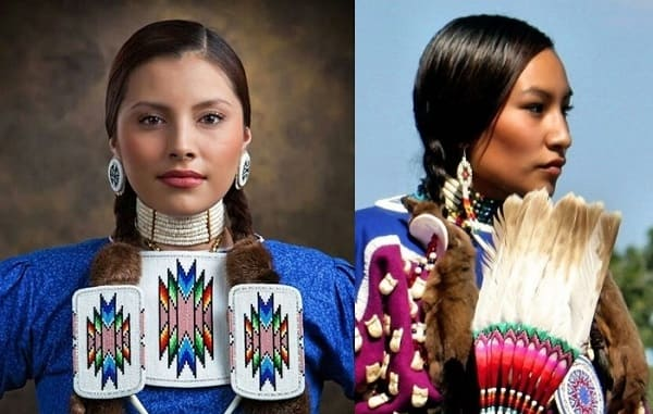 Native American women often become victims of crimes