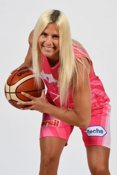 TOP-10 Attractive Female Basketball Players